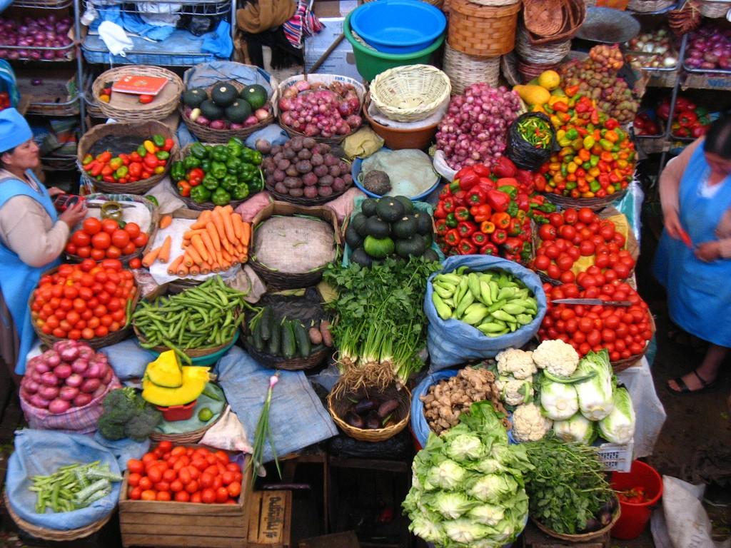 Mercado Campesino   © Cristian Ordenes/Flickr