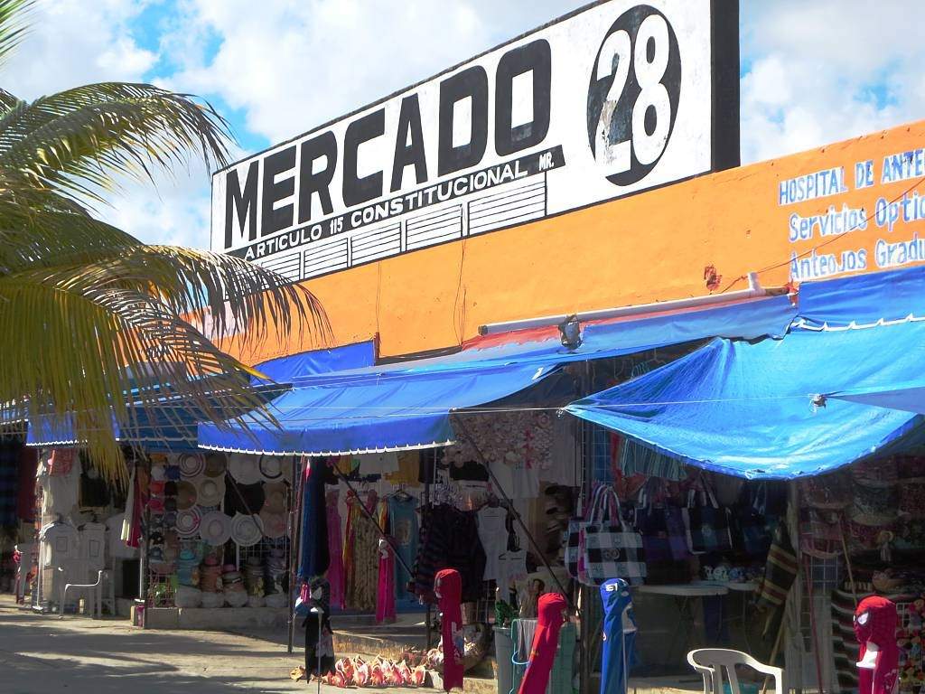 Mercado 28|©David Stanley/Flickr