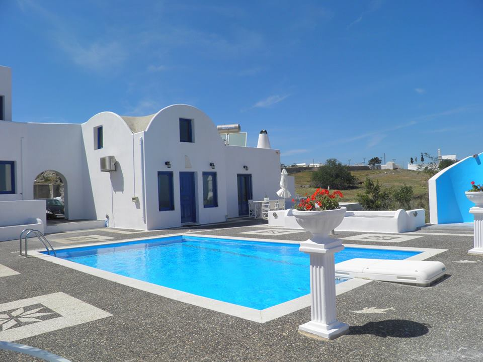 Courtesy of Santorini Traditional Suites