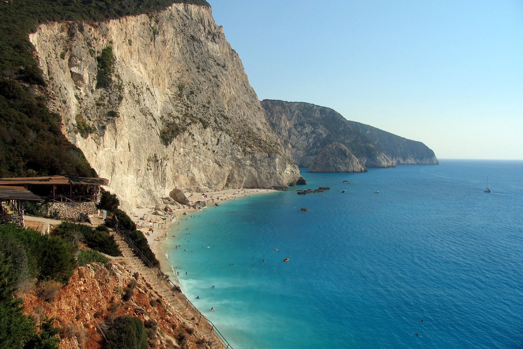 Porto Katsiki beach |© George Terezakis/Flickr