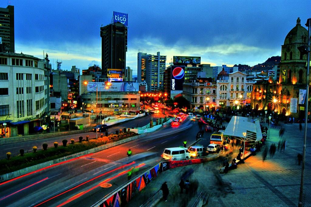 La Paz | © Gary A. Valenzuela