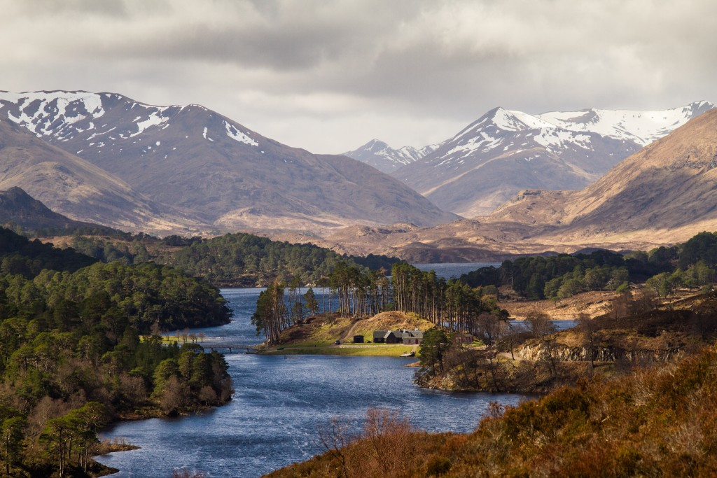 Glen Affric | © Stephen Melling/Flickr