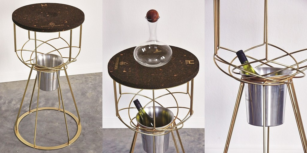 A South African design - a wine serving table by Haldane Martin © Haldane Martin/Flickr