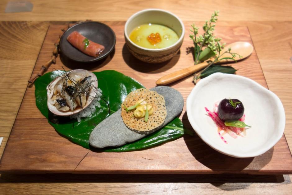 Discover nikkei cuisine © Kent Wang