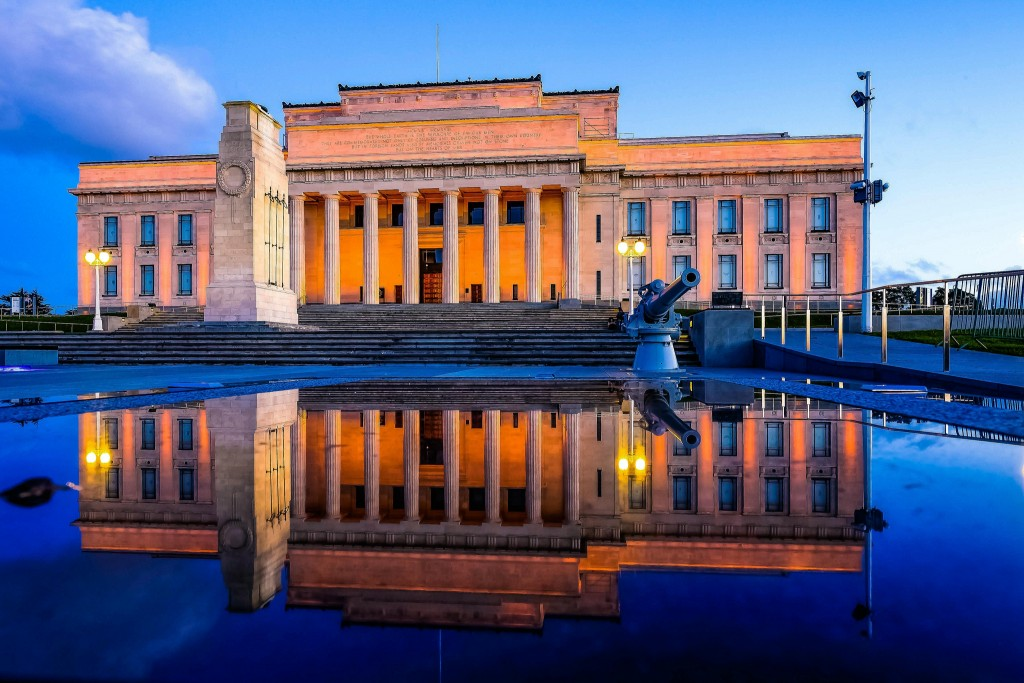 Auckland War Memorial Museum | © Siyamalan/Flickr