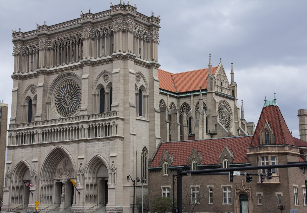 Covington Cathedral Basilica of the Assumption|© Anthony/Flickr