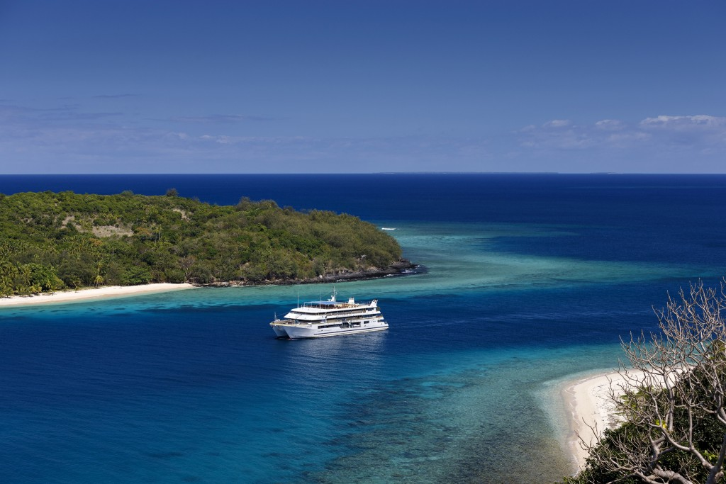 Fiji cruise | © Roderick Eime / Flickr