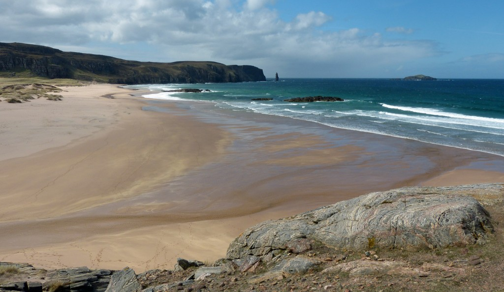 Sandwood Bay | © Andrew/Flickr