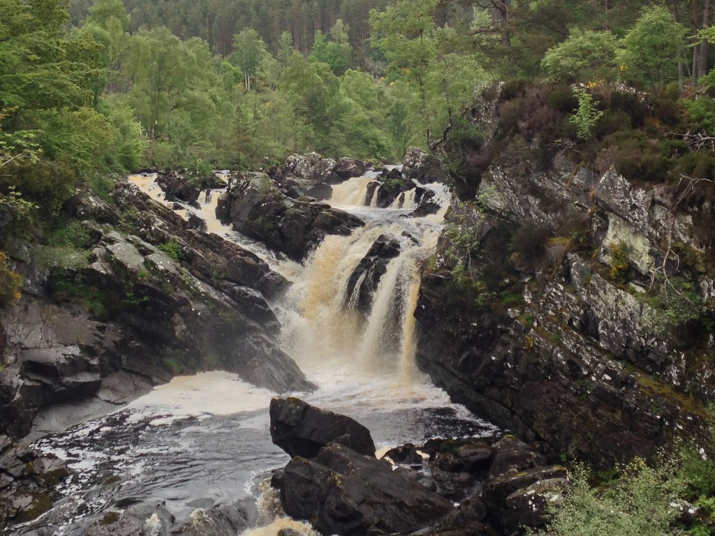 Rogie Falls | © Andrew Rendall/Flickr