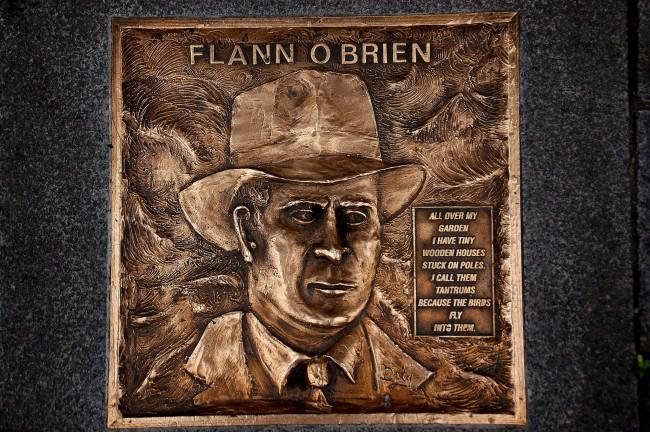 Flann O'Brien | @ Keith Ewing/ Flickr