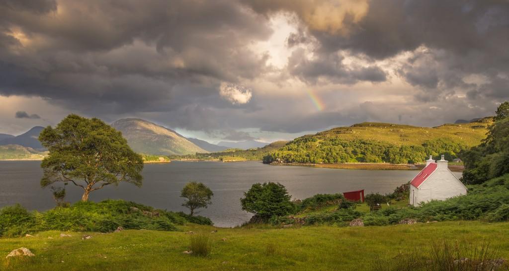 Loch Torridon | © Chris Combe/Flickr