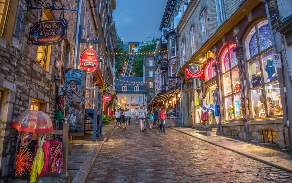 Charming Old Quebec | © Tony Webster / Flickr