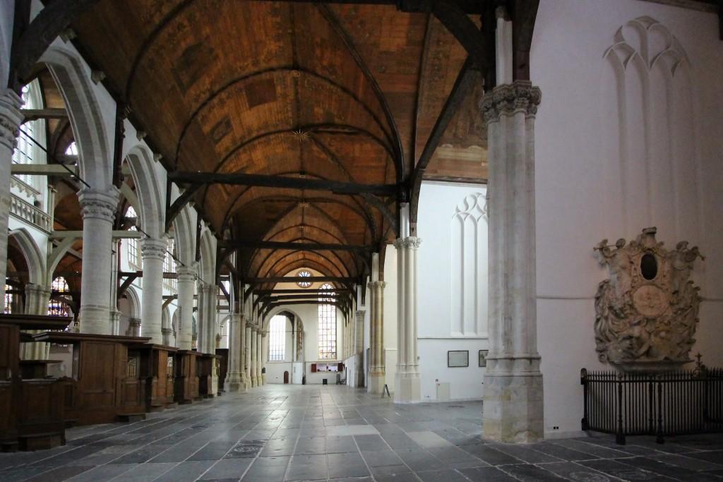Inside de Oude Kerk | ©bertknot/Flickr