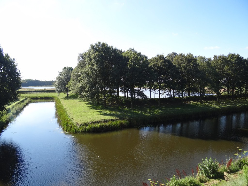 One of Bourtange's moats | © Esther Westerweld / Flickr