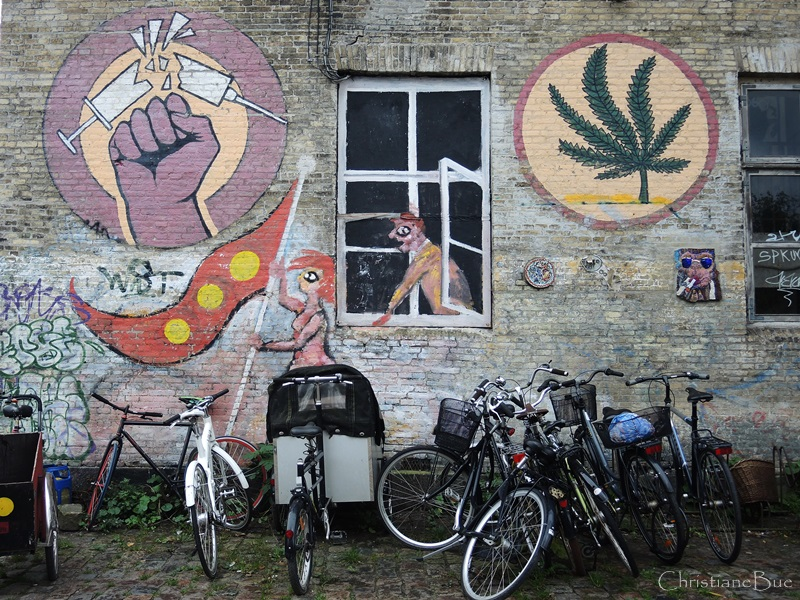 Freetown Christiania | © Christiane Bue / Flickr