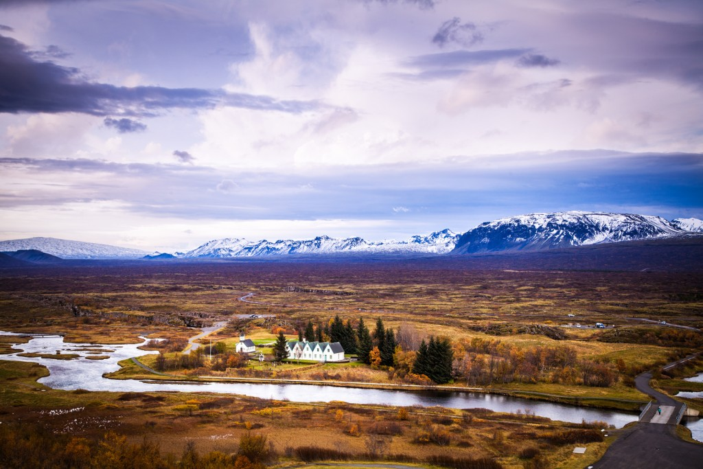 Thingvellir National Park | © Andrés Nieto Porras / Flickr