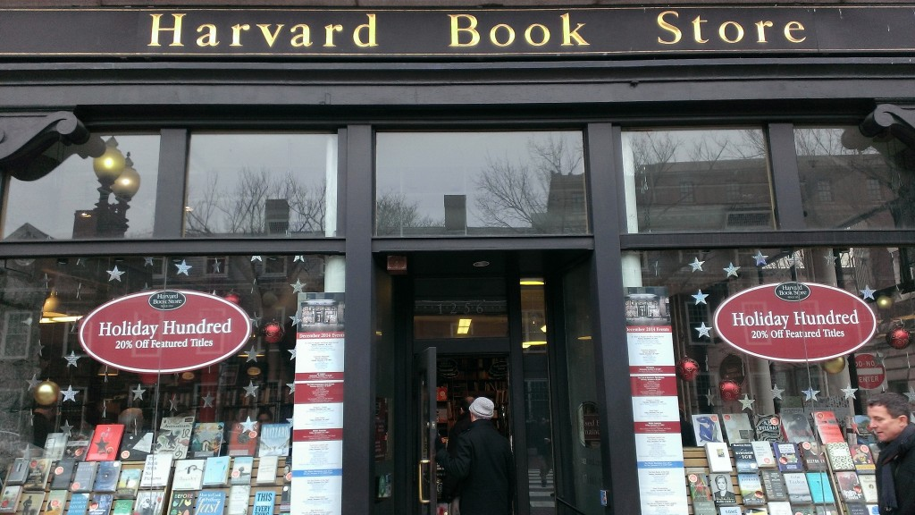 Harvard Bookstore   © juppschmitznippes / Flickr
