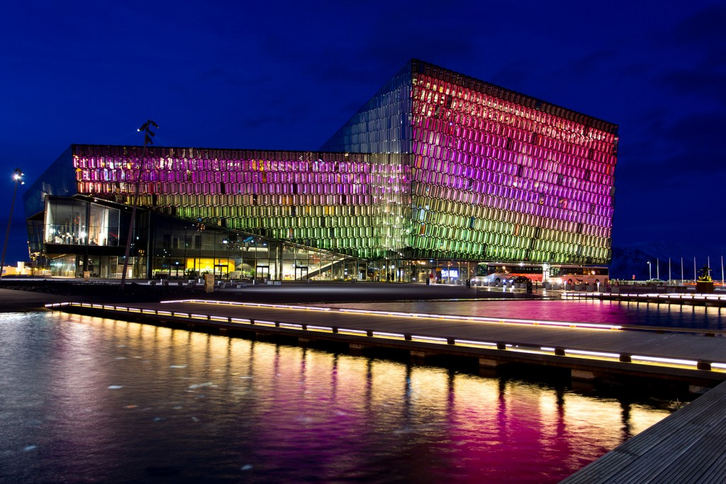 Concert Hall Harpa| © David Phan / Flickr