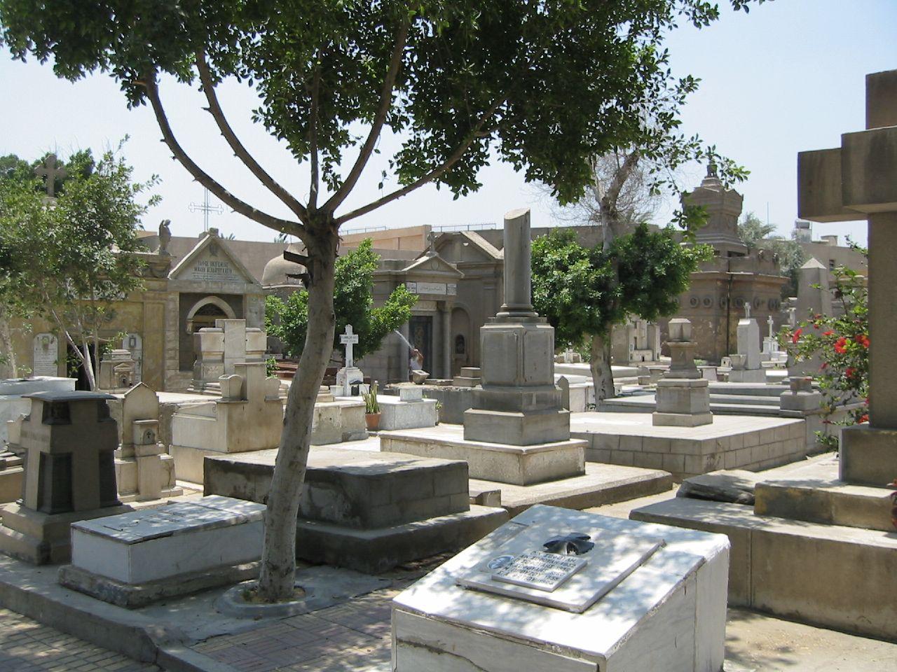 Coptic Burials - Cairo Cairo