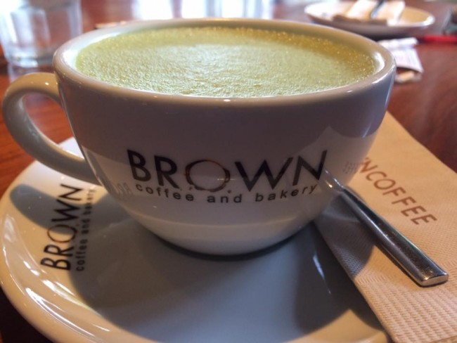 Locally-owned Brown is popular with Cambodia's young, hip crowd © Brown