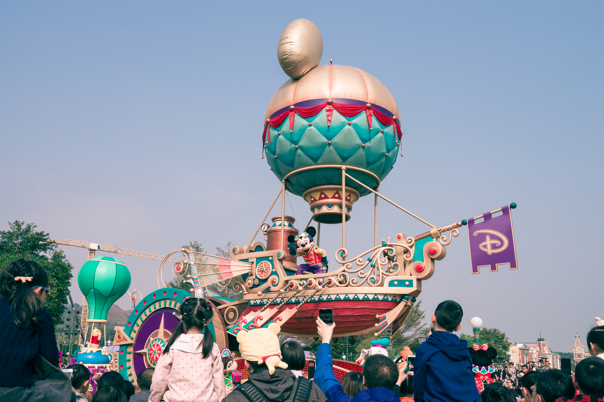 Hong Kong Disneyland | © Wei-Te Wong/Flickr
