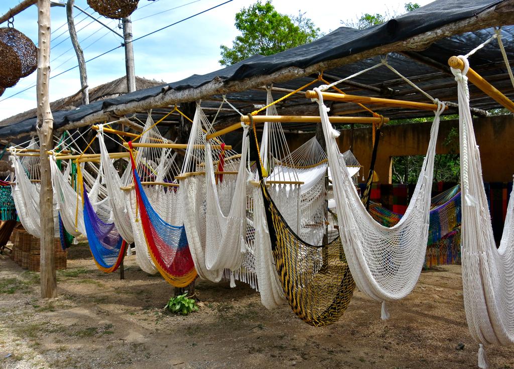 Hammocks from Yucatán   © Felicity Rainnie/Flickr