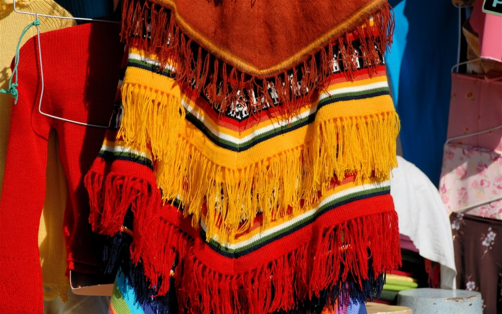 Bolivian Poncho   © Rocco Lucia/Flickr
