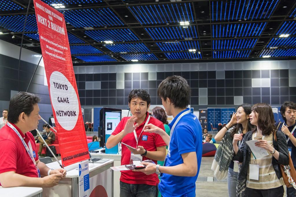 2015 Tech in Asia, Singapore | © Tech in Asia