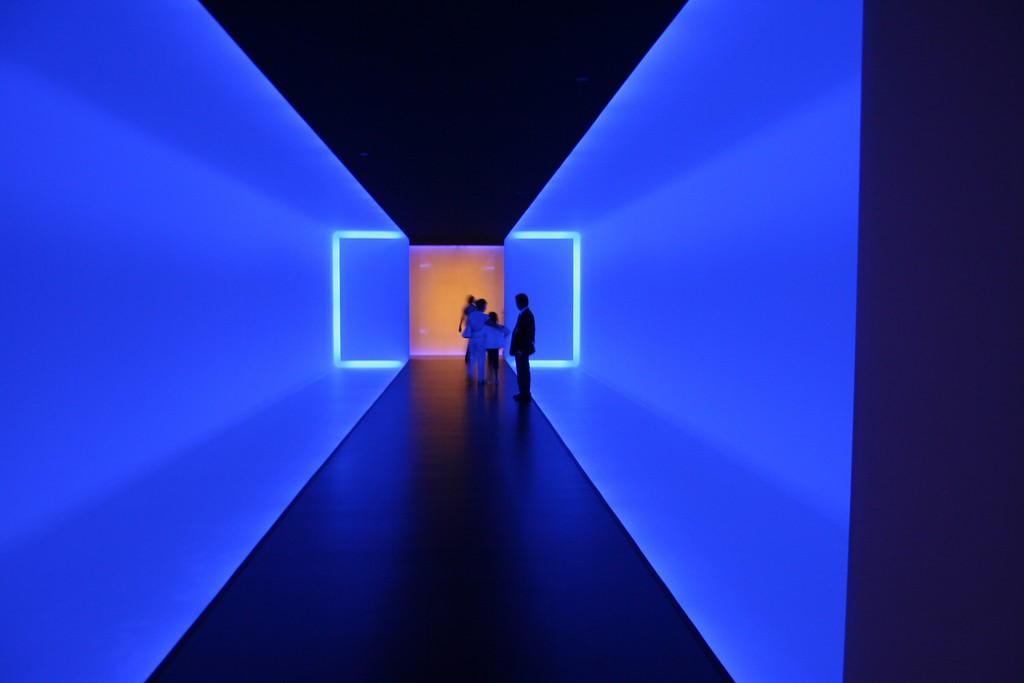 James Turrell's The Light Inside © Ed Schipul