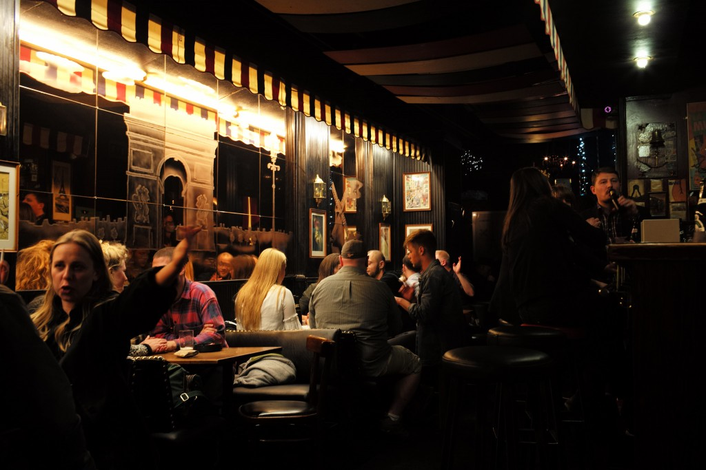 Eiffel Bar | © Tom Censani / Flickr