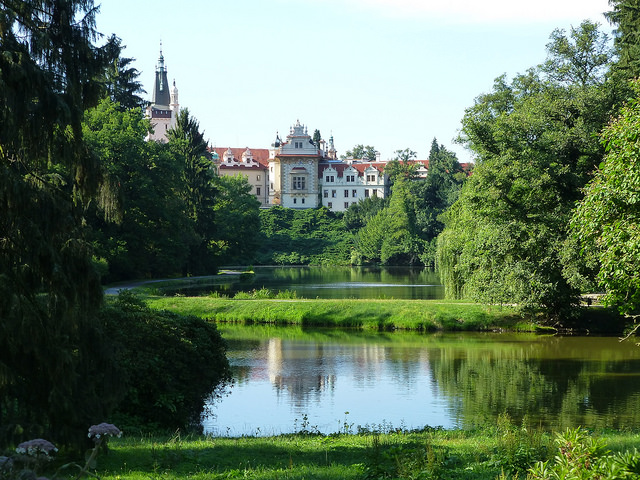 Pruhonice park and gardens / ©Traveltipy / Flickr