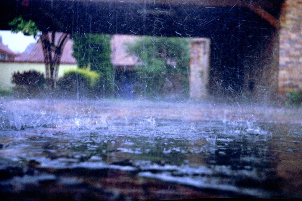 When it rains in Colombia, it really rains... | © Juan Felipe Rubio/Flickr