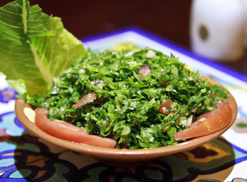 [Tabbouleh] | © [Abdullah AlBargan]/[source,Flickr]