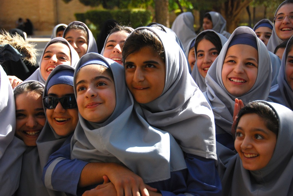 Iran's young population | © Paul Keller / Flickr