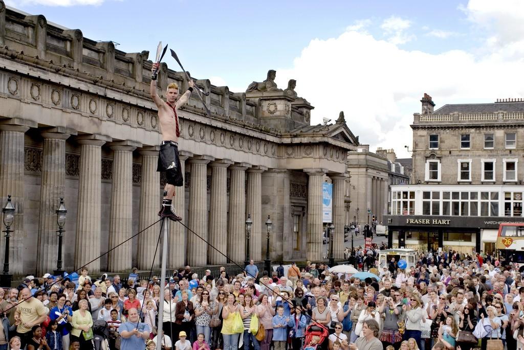 Edinburgh Festival Fringe   Courtesy Of This Is Edinburgh