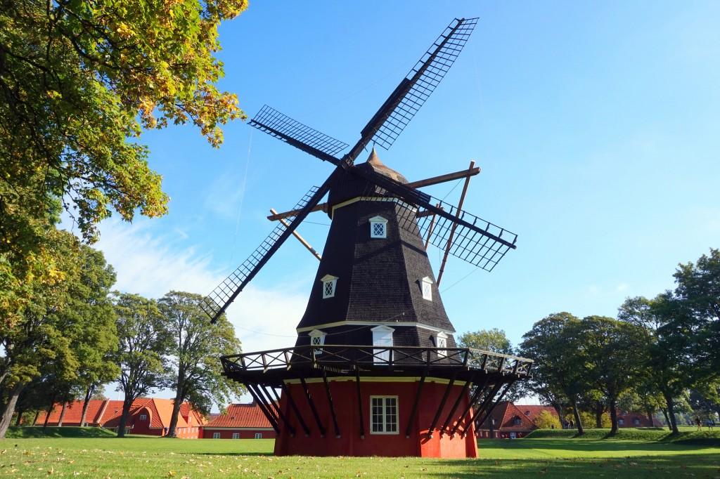 Windmill at Kastellet | © Matt Kieffer / Flickr