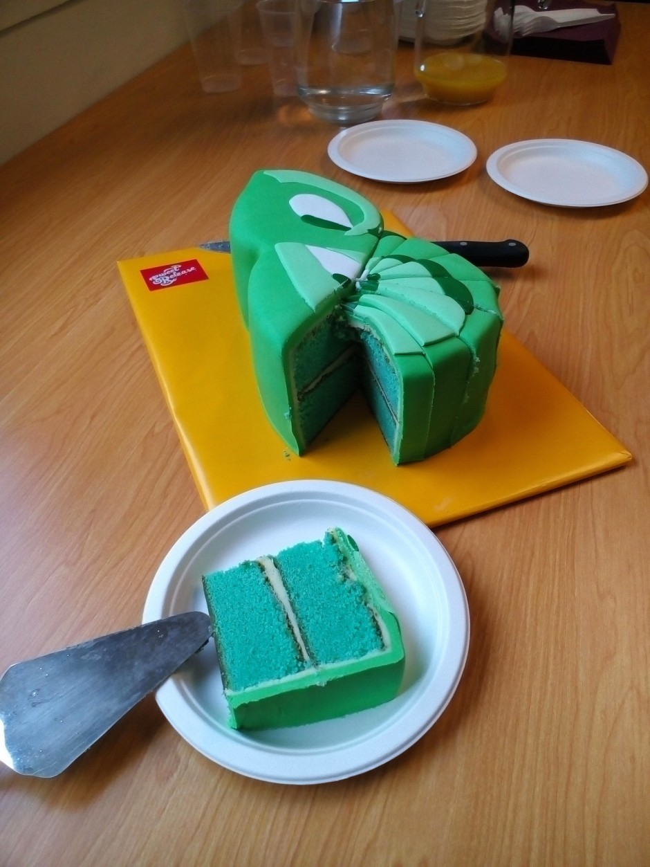 Sweet Release Cake
