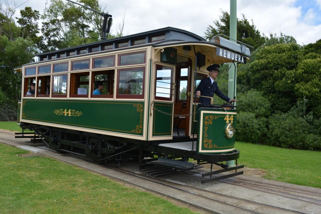Tram - MOTAT and Western Springs | © GPS 56/Flickr