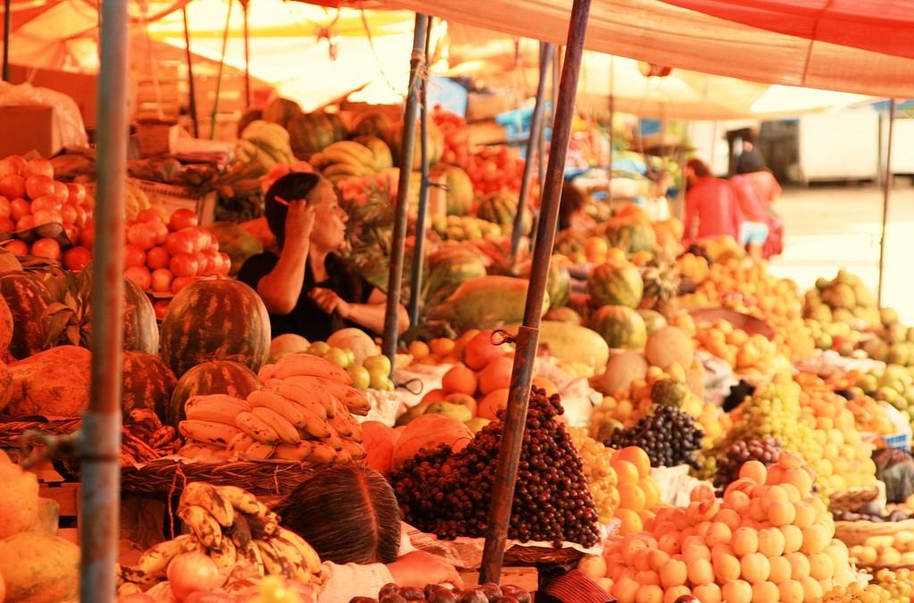 Market in Sucre | © Carlos Adampol Galindo/Flickr
