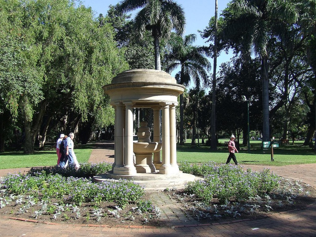 The Durban Botanic Garden are over 140 years old © Robert Cutts /Flicker
