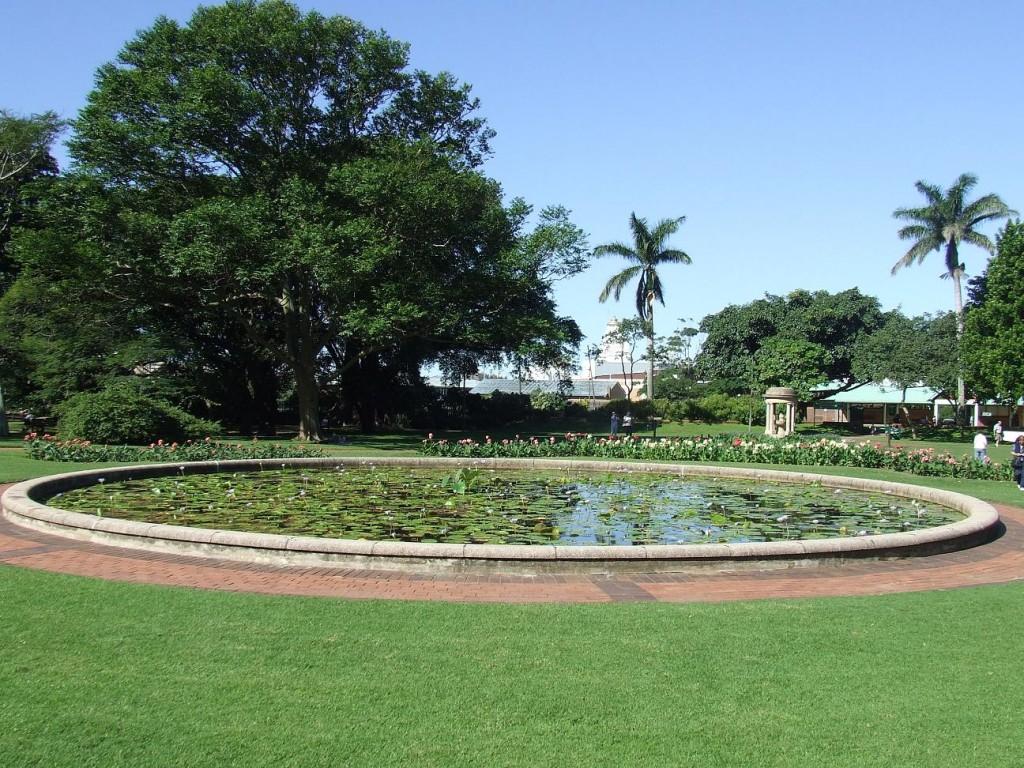 The Lilypond at Durban's Botanic Gardens © Robert Cutts / Flickr