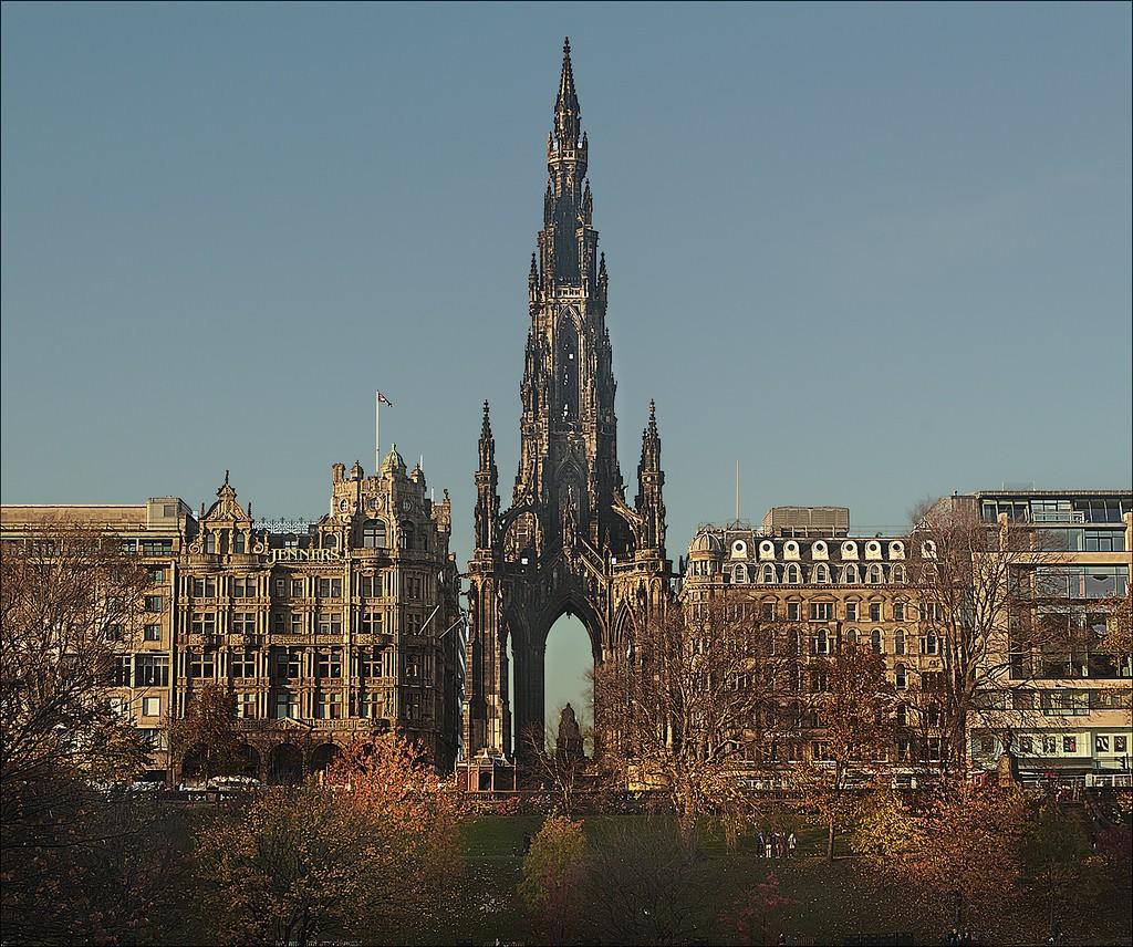 The Scott Monument | © dun_deagh/Flickr