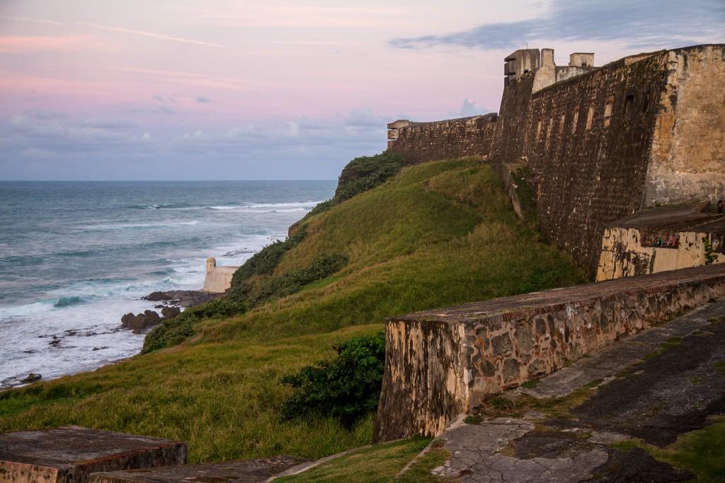 Castillo San Cristóbal, San Juan, Puerto Rico   © Arthur T. LaBar/Flickr