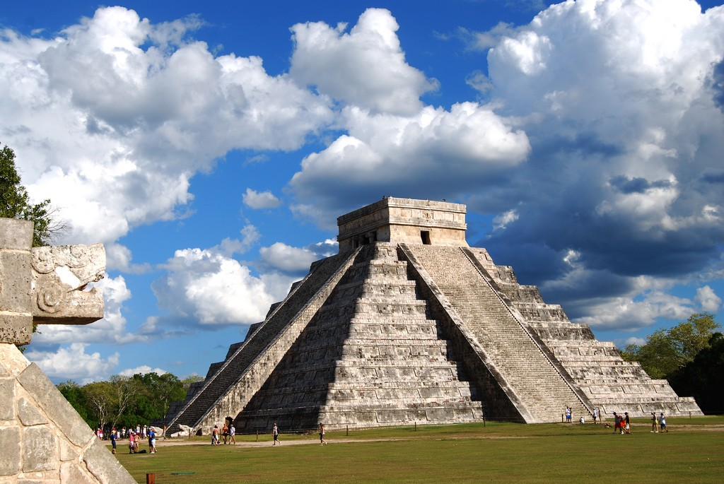 7th Wonder of the World- Chichen Itza©Celso Flores/Flickr