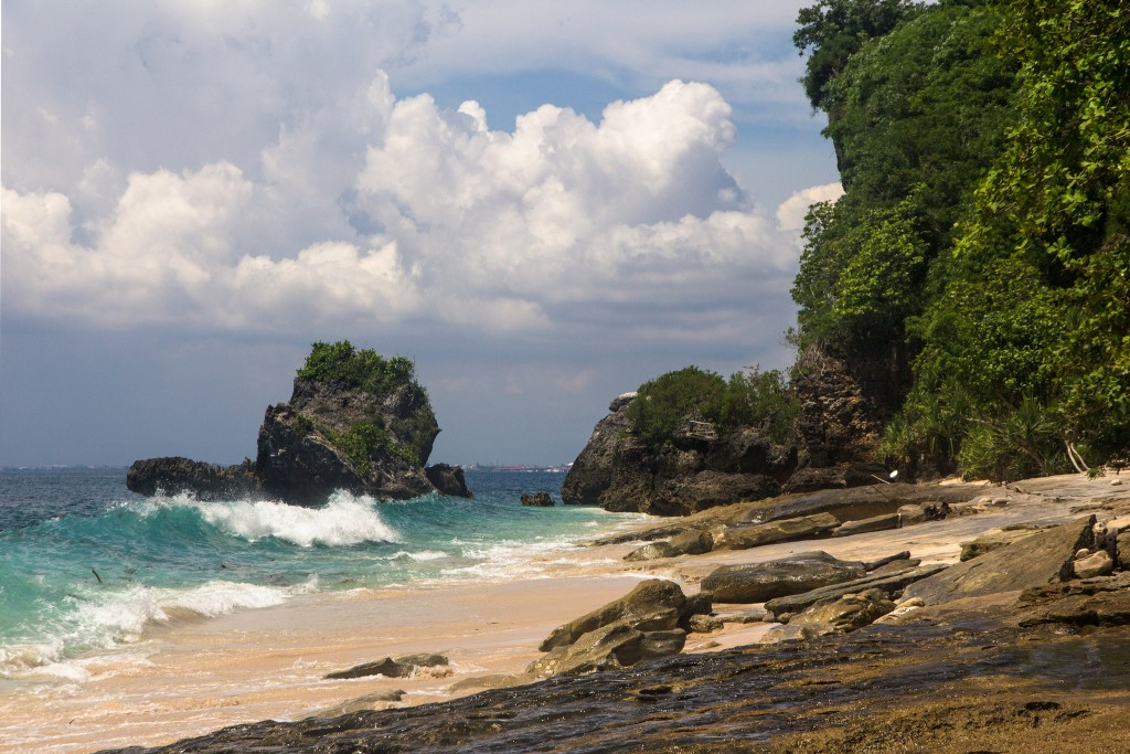 The view at Padang Padang Beach| © cat_collector / Flickr