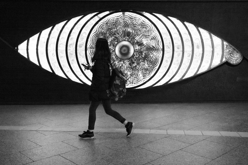 The Eye of Shinjuku   © Dako Huang / Flickr