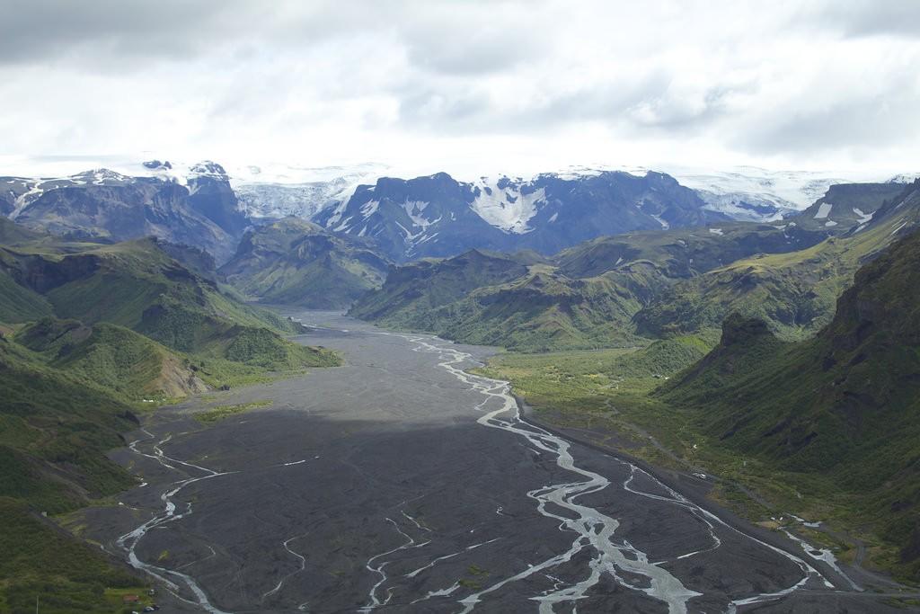 Beautiful view of Thorsmork | © Navin75 / Flickr