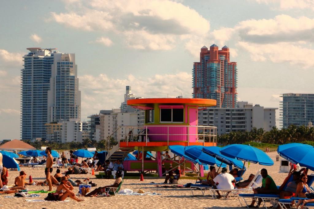 South Beach   Daniel Cruz Valle