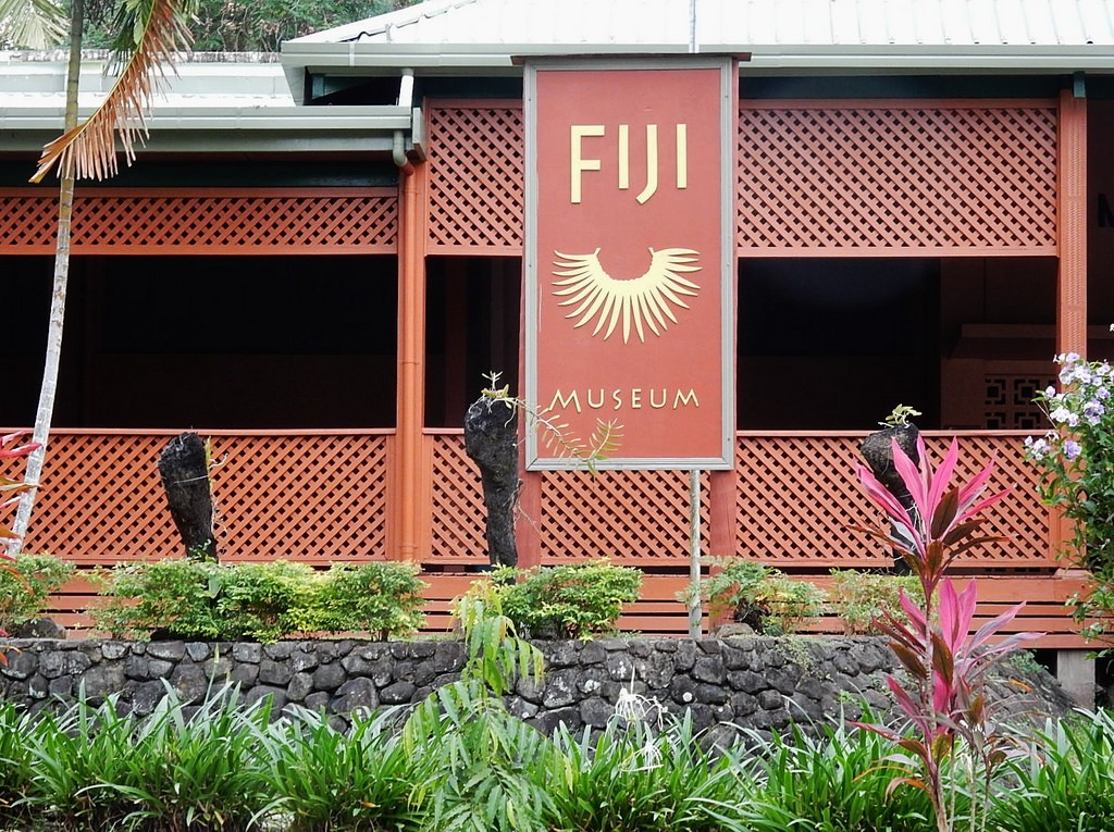 Fiji Museum in Suva, which displays items from Fiji's cannibalism history | © Michael Coghlan / Flickr