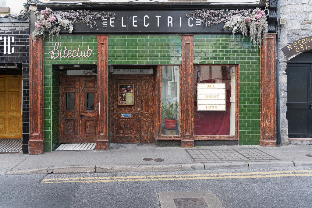 Electric, Galway | © William Murphy/Flickr
